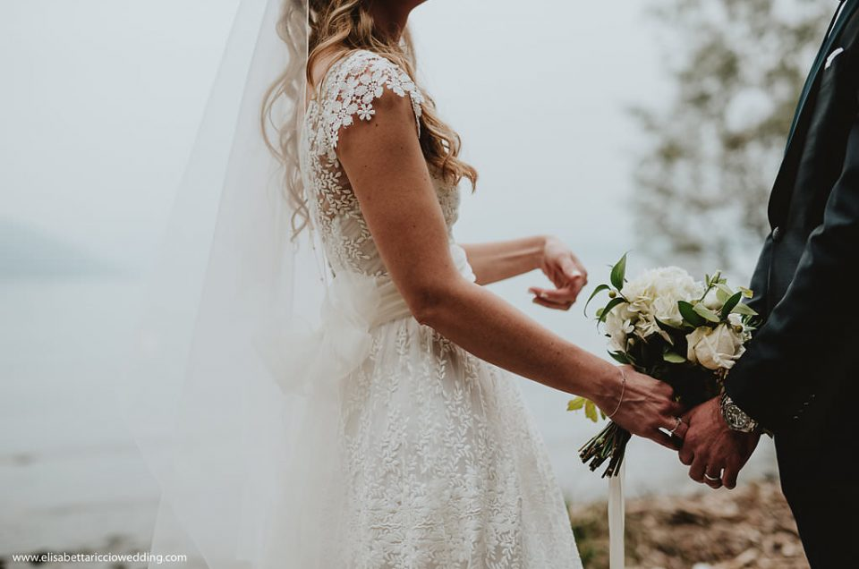 Real Wedding: a vintage wedding on Lake Maggiore