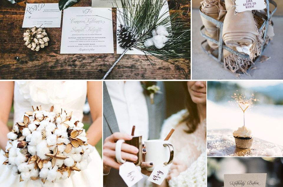10 good reasons to have a winter wedding