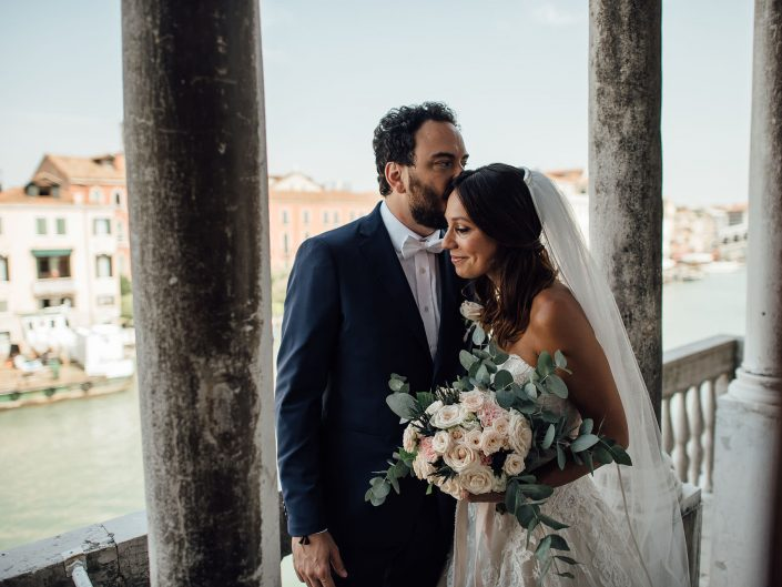 Serena and Pietro – Venice wedding